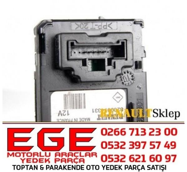 MEGANE II KART OKUYUCU KART YUVASI ORJİNAL 8200074331