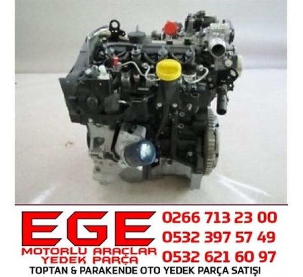 K9K 608 1.5 CLİO IV DUSTER FLUANCE MEGANE III KOMPLE MOTOR