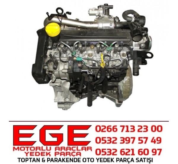 RENAULT EXPRESS F8Q 1.9 MOTOR DİZEL 8 VALF YAN BUJİLİ