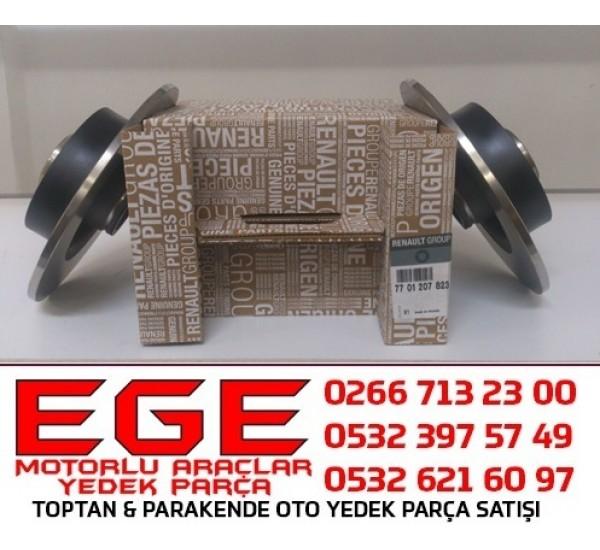 MEGANE II ARKA FREN DİSKİ CLİO III ARKA FREN DİSKİ (MAİS) 7701207823