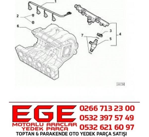 BRAVO EMME MANİFOLD 1.4 8V-16V 77364167