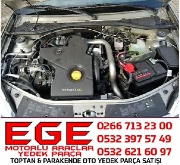 DACİA DUSTER 1.5 DCİ 90 BG EURO 5 KOMPLE MOTOR K9K892 8201246258
