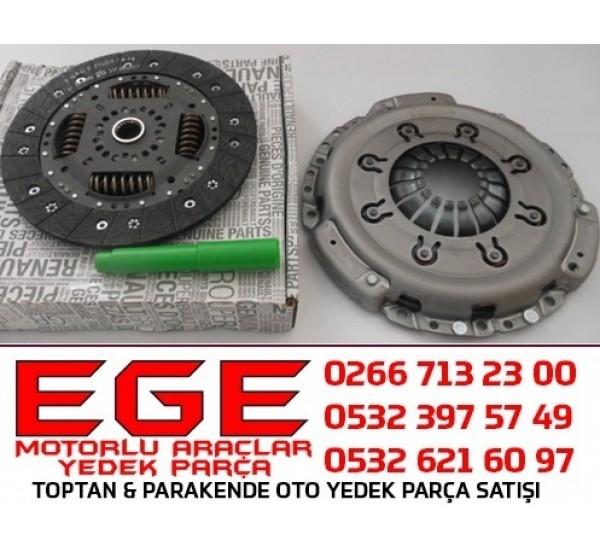TRAFİC DEBRİYAJ SETİ RENAULT TRAFIC II OPEL VİVARO 1.9 DCİ 7701477758