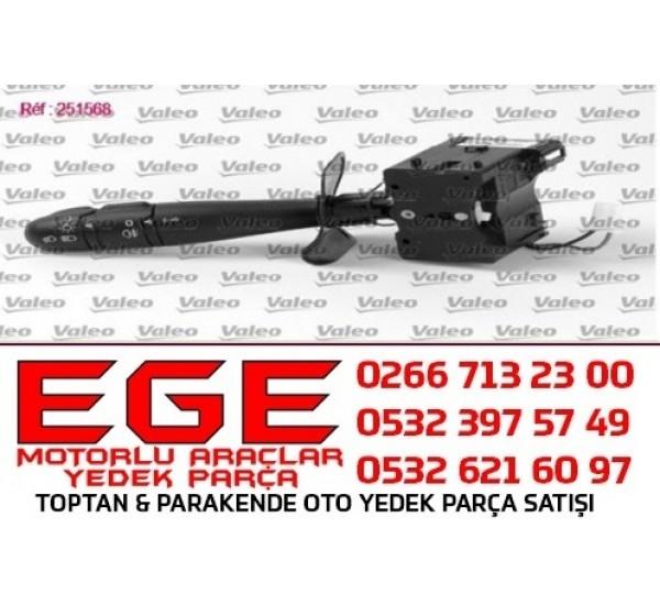 RENAULT FAR SİNYAL KOLU MEGANE I VALEO 251568
