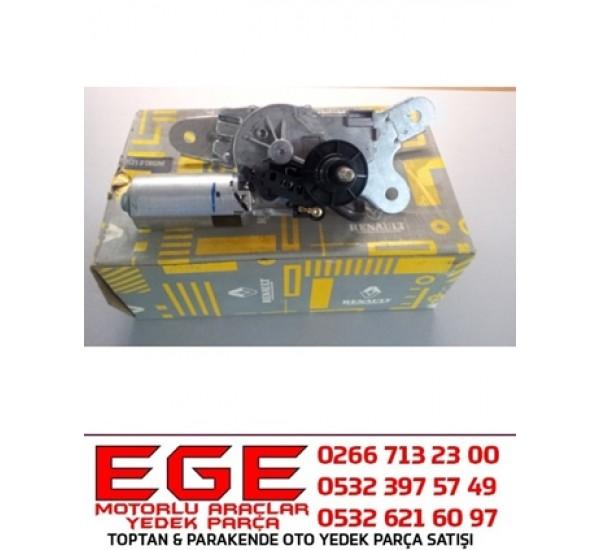 MEGANE 1 SİLECEK MOTORU ARKA STATİON WAGON 7700421655-7700421530