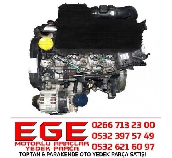 k7m r19 mgn ı 1.6 8v komple motor dacia logan