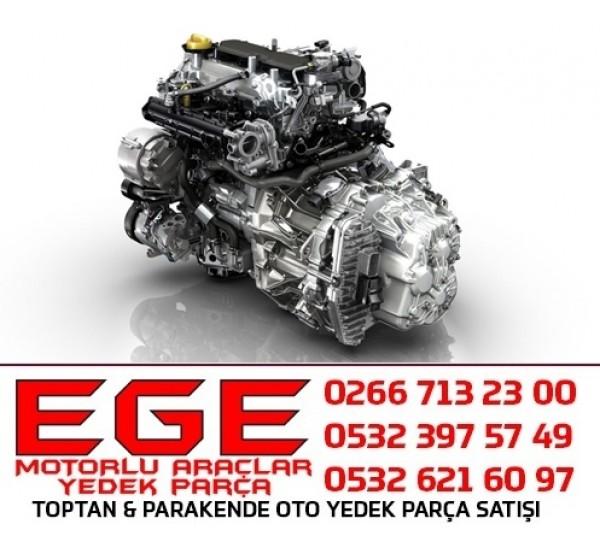 K9K 837 KOMPLE MOTOR K9K 837 DUSTER FLUENCE 110 HP