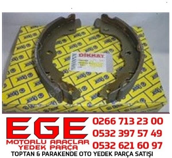 FIAT PALİO ALBEA ARKA FREN BALATASI ORJİNAL (OPAR) 98845348E