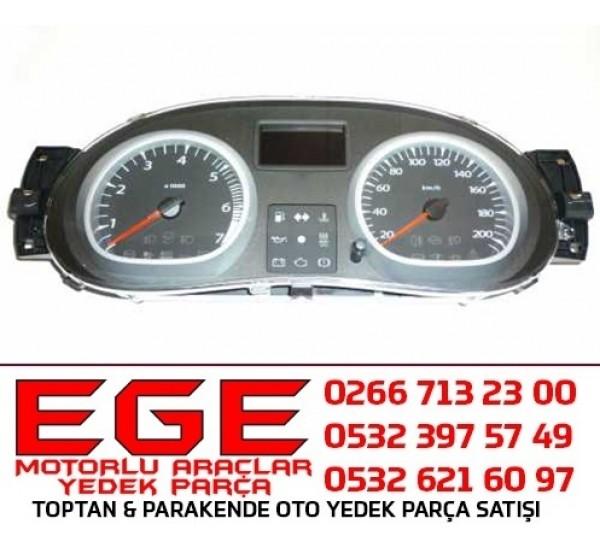 DACIA DUSTER KİLOMETRE GÖSTERGE PANELİ 4x4 248104190R