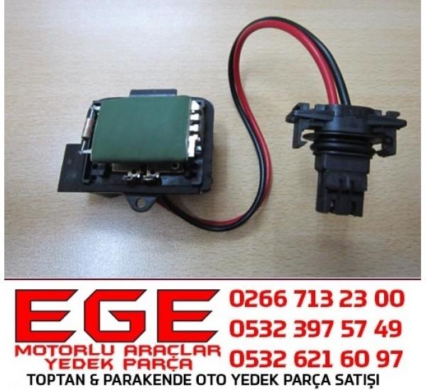 RENAULT KALORİFER REZİSTANSI KANGO CLİO 7701206104