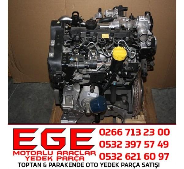 MEGANE III K9K MOTOR 1.5 DCI 110HP SCENIC III SIFIR MOTOR K9K636