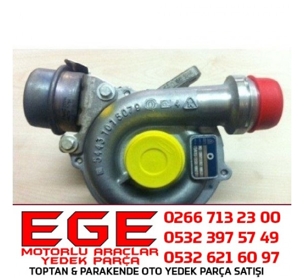 MEGANE II TURBO SCENIC II 100HP TURBO 7701476183