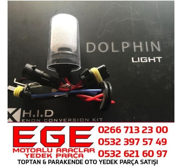DOLPHIN H7 30000K XENON AMPUL