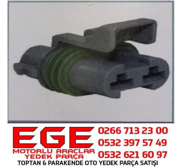 2K017 Fan Motor Soketi FIAT