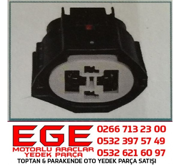 3K022 Fan Motor Soketi  FORD