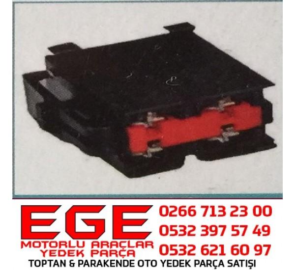 4K002 OTO SOKET Kalorifer Motor Soketi  FORD