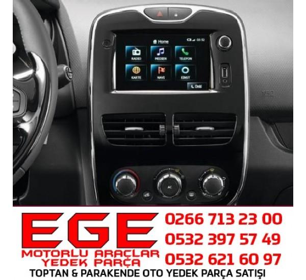CLIO IV LCD EKRAN CLIO IV NAVİGASYON