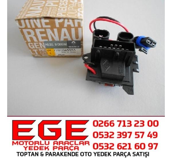 RENAULT KALORİFER REZİSTANSI CLİO 7701045553