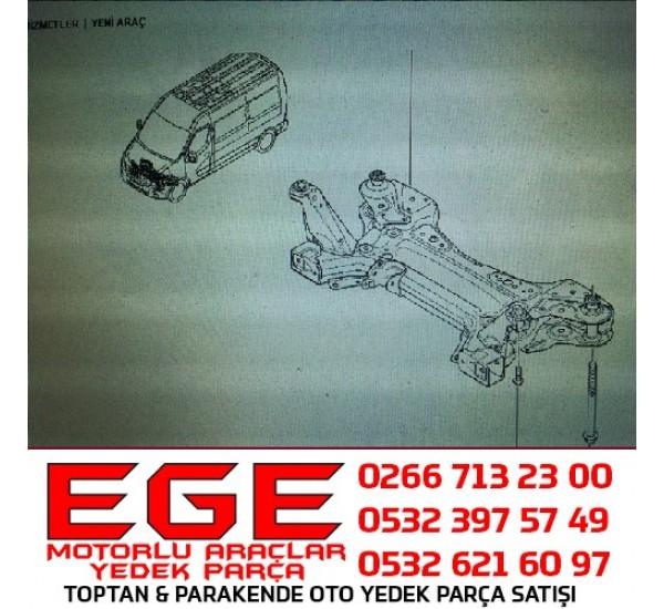 RENAULT MASTER III MOTOR TRAVERS ORJİNAL 544010095R