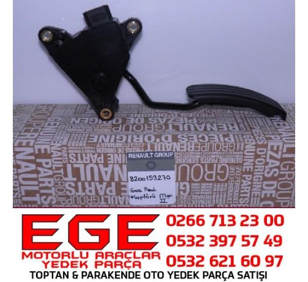 MEGANE II GAZ PEDALI 8200153270 orjinal mais